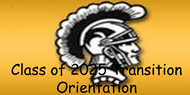 PCHS Class of 2025 Transition Orientation