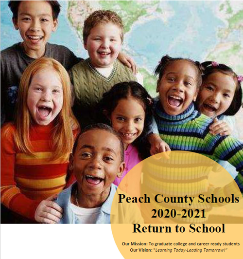 Peach County Return to school Plan