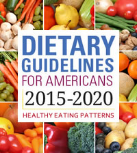 Dietary Guidelines for Healthy Americans