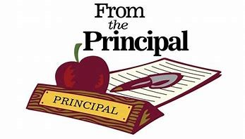 Letters from Principal