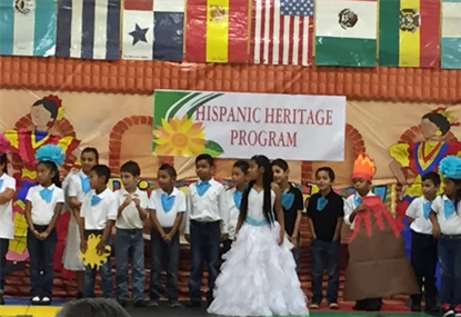 Hispanic Heritage Week