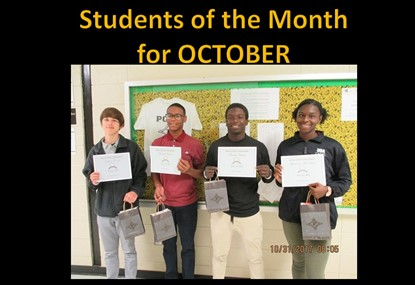 October Students