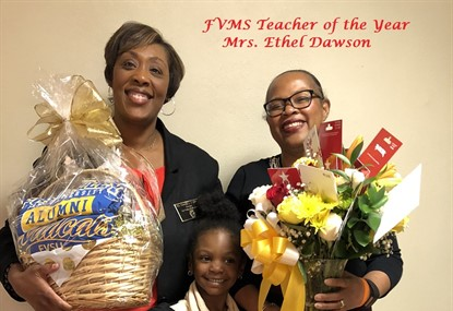 2017-18 Teacher of the Year