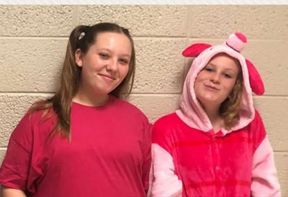 8th Grade Character Day