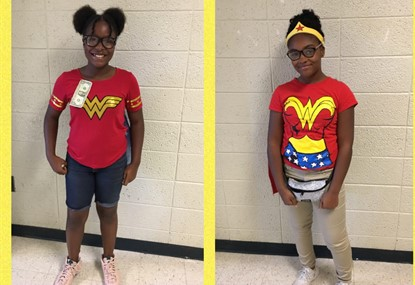 6th Grade Character Day